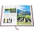 """Книга в шкіряній палітурці """"Кращі вина"""", фото 8"""