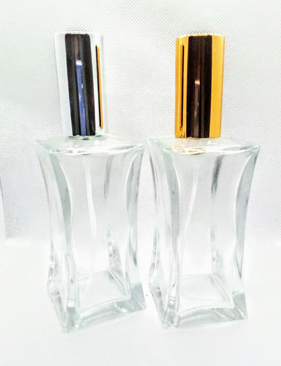 Флакон 100 мл скляний зі спреєм Токіо