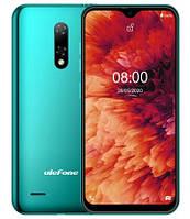 Смартфон Ulefone Note 8P 2/16Gb Green, 2700mAh, 8+2/5Мп, 2sim, экран 5.5'' IPS, 4 ядра