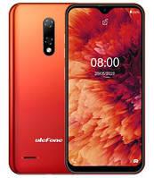 Смартфон Ulefone Note 8P 2/16Gb Orange, 2700mAh, 8+2/5Мп, 2sim, экран 5.5'' IPS, 4 ядра
