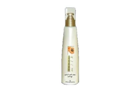 Молочная маска для волос на основе абрикосового масла Kleral System Milk Apricot Milk Cream 200 мл