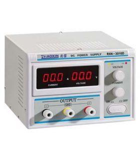 Лабораторный блок питания Zhaoxin RXN-3010D 30V 10A