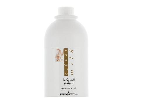 Шампунь на основе ячменного молочка Kleral System Barley Milk Shampoo 250 мл