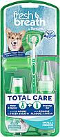 TropiClean Total Care Kit - набор для гигиены зубов кошек и малых пород собак, фото 1