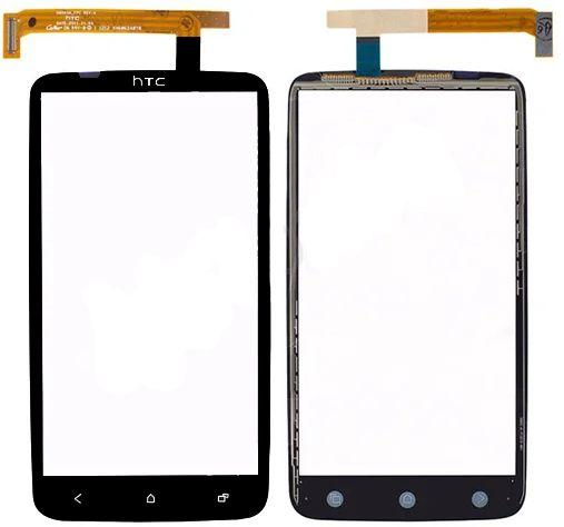 Сенсор (тачскрин) HTC One X S720e G23, One XL X325 G23, One X+ S728e (original) Black