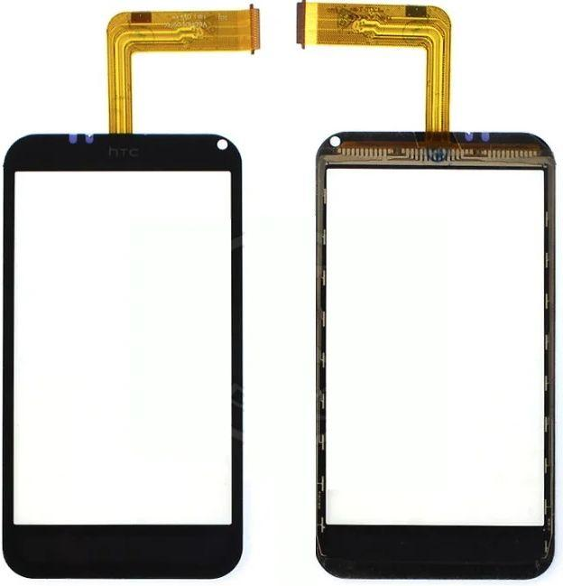 Сенсор (тачскрін) для телефона HTC S710e Incredible S G11 (original) Black