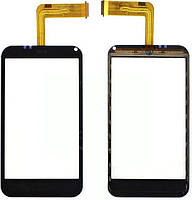 Сенсор (тачскрин) HTC Incredible S S710e G11 (original) Black