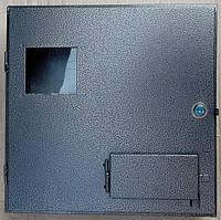 Бокс герметичный металлический для трехфазных счетчиков    электроэнергии
