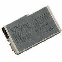 Аккумулятор для ноутбука Dell C1295 Latitude D600 / 11,1V 5200mAh /  Silver