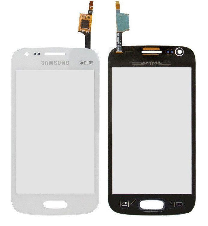 Сенсор (тачскрін) для телефону Samsung Galaxy Ace 3 S7270, S7272, S7275 (original) White