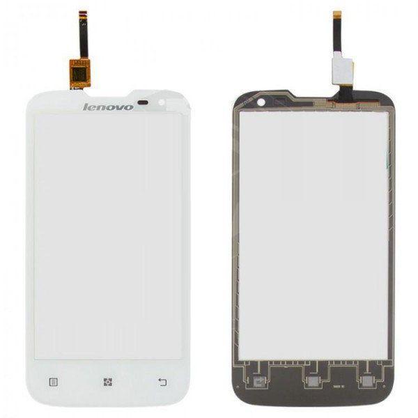 Сенсор (тачскрін) для телефону Lenovo A830 (original) White