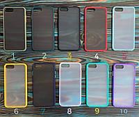 Матовый противоударный чехол AVENGER IPhone 6s 7/8/8+/x/xR/XsMax/11/11Pro/11ProMax