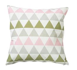 IKEA АННЕБЕТ Подушка разноцветный треугольник 40х40 см (604.282.02)