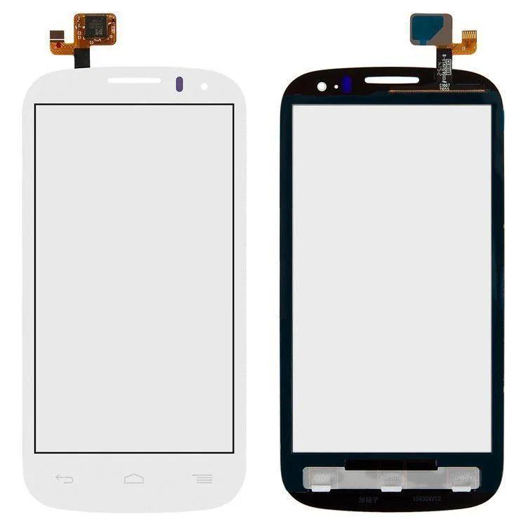 Сенсор (тачскрин) Alcatel One Touch 5036 Pop C5 (5036D, 5036X) (original) White