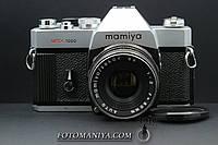 Mamiya MSX 1000 kit Mamiya Sekor 50mm f2.0, фото 1