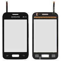 Сенсор (тачскрин) Samsung Galaxy Star 2 Duos G130 (original) Black