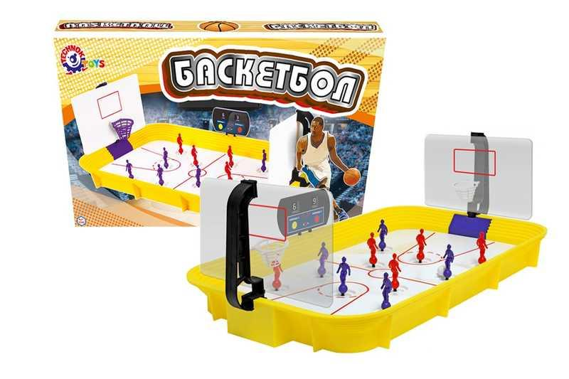 "Игра ""Баскетбол"" 0342 (4) ""ТЕХНОК"""