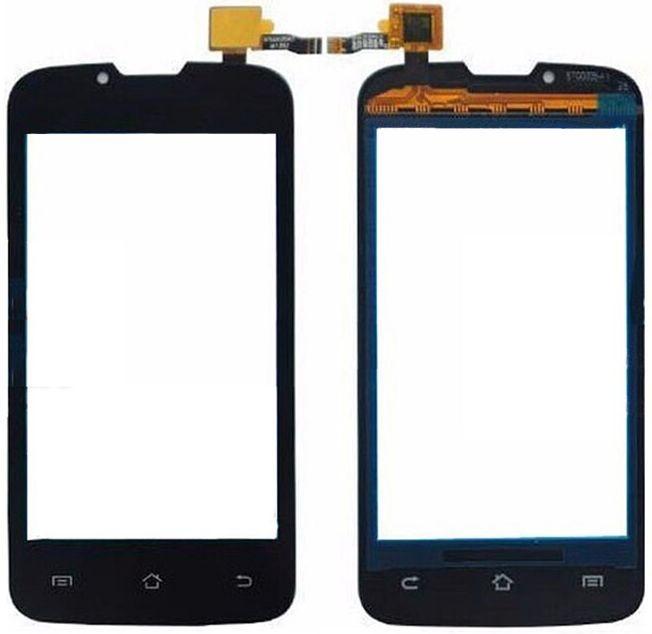 Сенсор (тачскрін) для телефону Fly IQ4407 ERA Nano 7 (original) Black