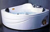 Ванна Угловая Гидромассажная SU-1515 | 150х150х55 см. Appollo