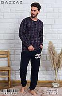 Мужская пижама с брюками Gazzaz 0041571942
