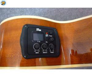 Электроакустическая гитара Maxwood MJ6606CEQ 41 ''