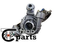 Оригінальна турбіна Nissan NV400 2.3 DCI Biturbo від 2010 р. в. - 883860-0001, 825758-0001, 825758-0002