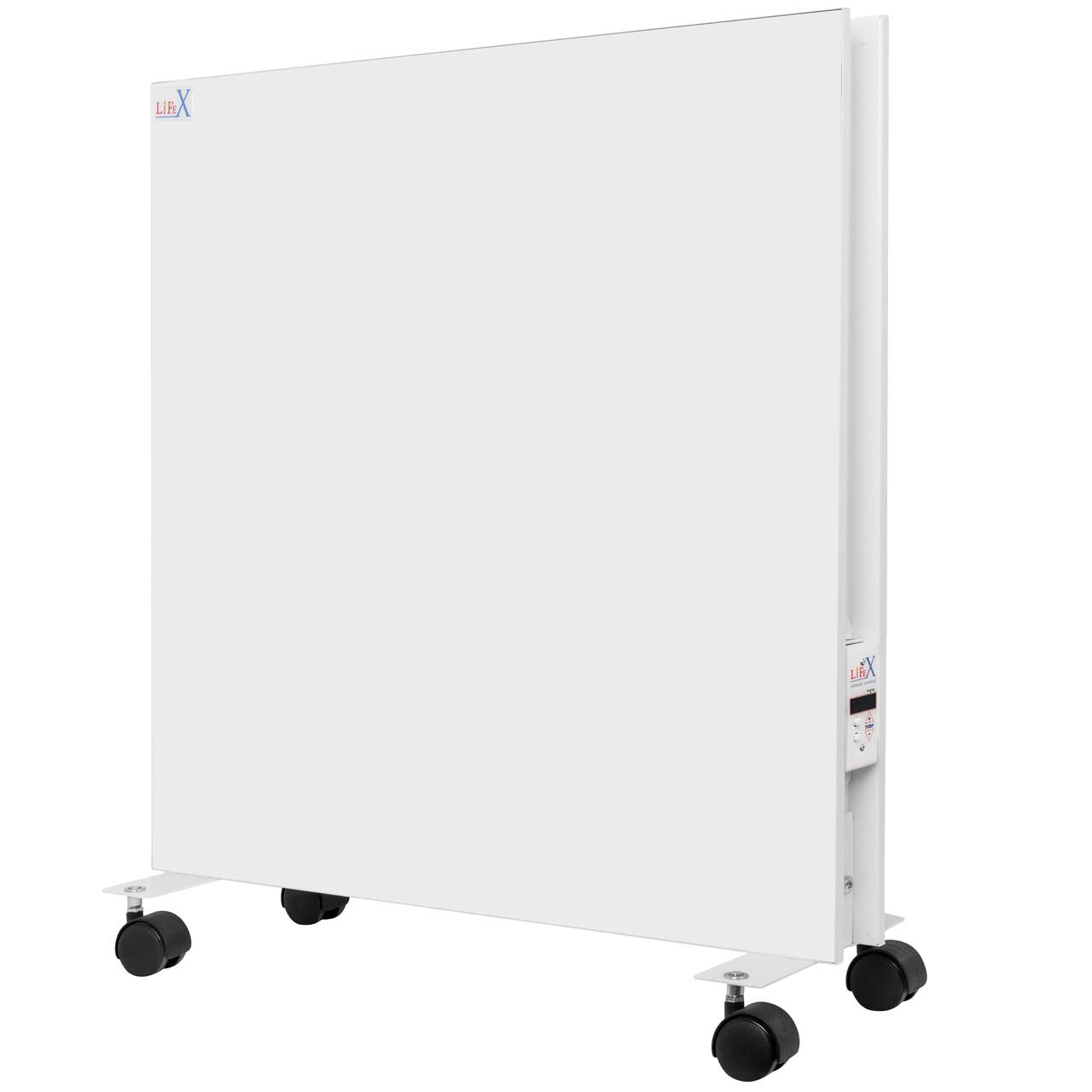 Керамическая панель LIFEX 800 Вт Double-floor (белая) + программатор