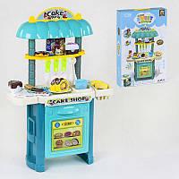"""Игровой набор """"Магазин сладостей"""" 36778-112 (18) продукты на липучках, в коробке"""