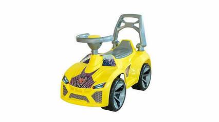 "Машина ""Ламбо"" 021 (1) цвет желтый, ""ORION"""