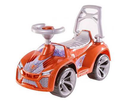"""Машина """"Ламбо"""" 021 (1) цвет коричневый, """"ORION"""""""