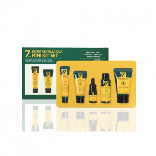 Набор для проблемной кожи May Island 7 Days Secret Centella Mini Kit Set