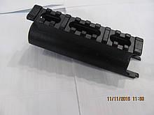 Крышка на ствольную коробку SKS с планкой вивера
