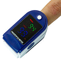 Пульсоксиметр на палець LYG-88