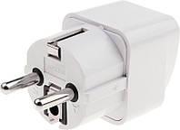 Переходник TOTO Adapter Universal 220В White #I/S