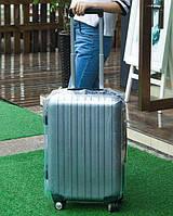Чехол для чемодана 20 прозрачный, фото 1
