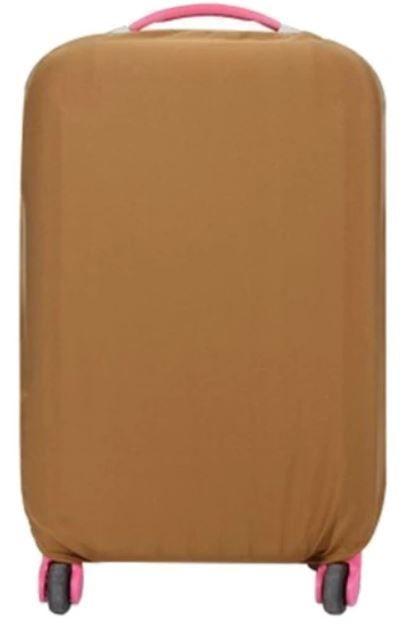 Чехол для чемодана Bonro средний коричневый (12052410) M