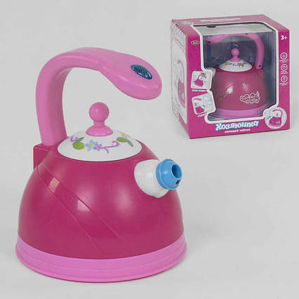 Чайник 2158 (36/2)  Play Smart, свет, звук, холодный пар, в коробке