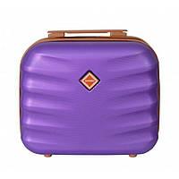 Сумка кейс саквояж Bonro Next (средний) фиолетовый