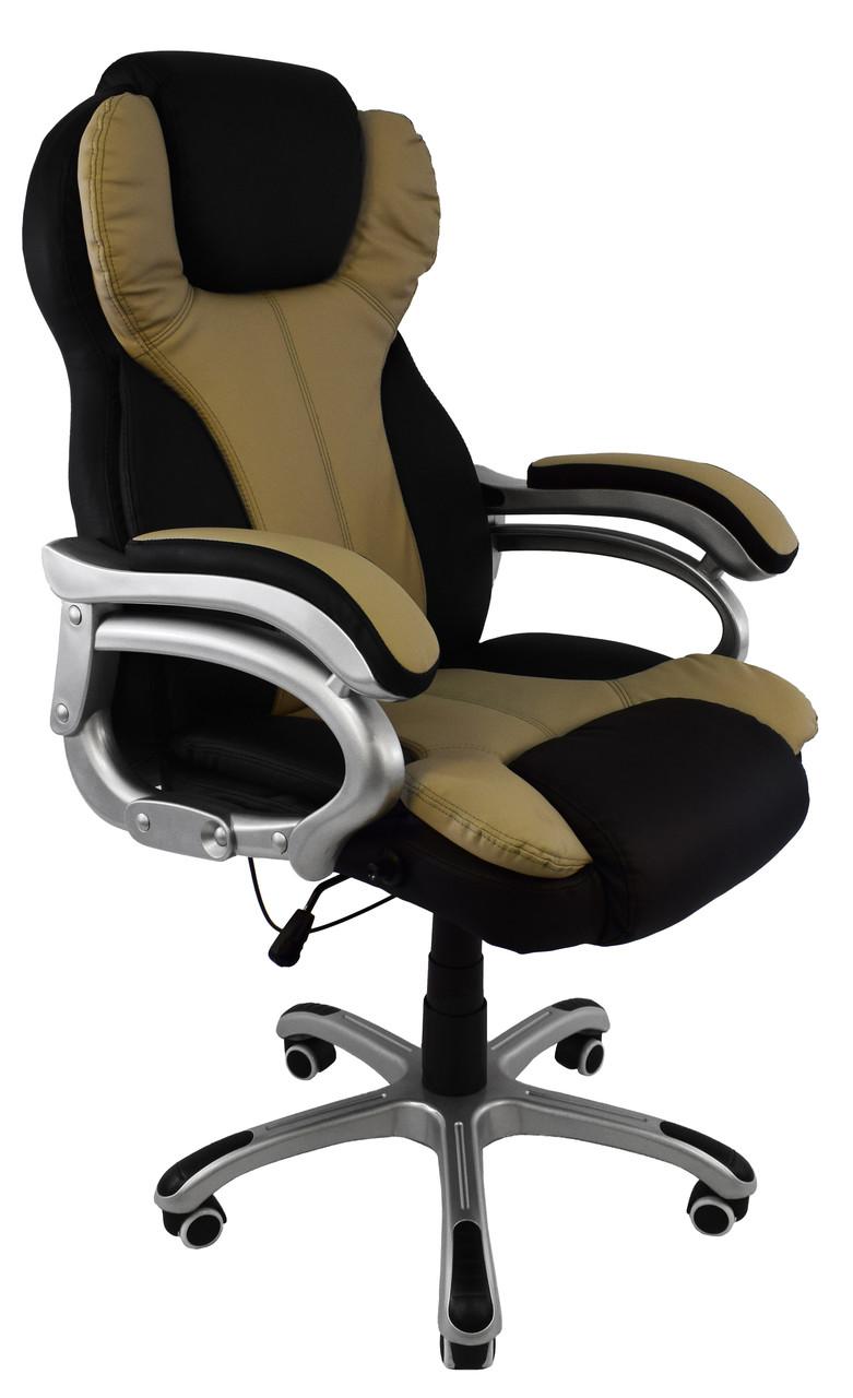 Кресло Bonro O8074 серое