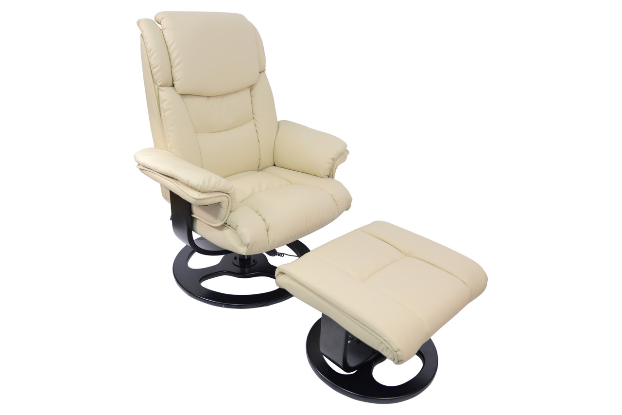 Кресло Bonro 5099 бежевое