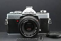 Minolta XG-9 kit  Minolta MD 50mm f1.7, фото 1