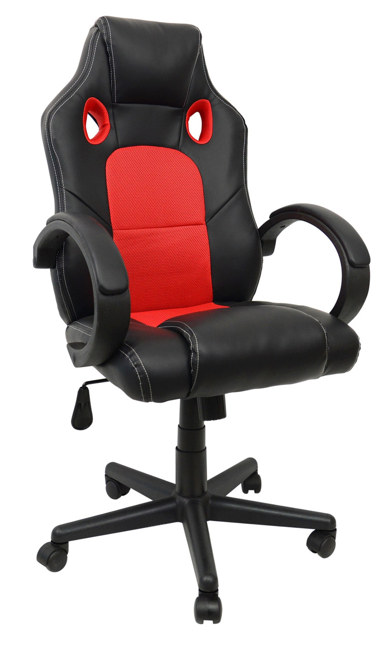 Крісло геймерське Bonro B-603 червоне