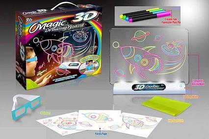 Доска 3D проэкционная YM 124 (48/2) в коробке