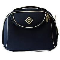 Сумка кейс саквояж Bonro Style (большой) синий, фото 1