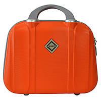 Сумка кейс саквояж Bonro Smile (небольшой) оранжевый (orange 609), фото 1