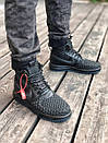 Кросівки чоловічі Nike Lunar Force 17 Duckboot black, фото 3