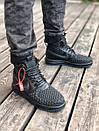 Кроссовки мужские Nike Lunar Force 17 Duckboot black, фото 3