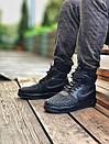 Кросівки чоловічі Nike Lunar Force 17 Duckboot black, фото 8