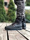Кроссовки мужские Nike Lunar Force 17 Duckboot black, фото 2