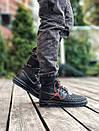 Кросівки чоловічі Nike Lunar Force 17 Duckboot black, фото 9